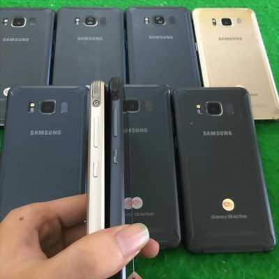Samsung galaxy S8 active cũ xách tay giá rẻ HCM - Cấu hình khủng ngoại hình đẹp