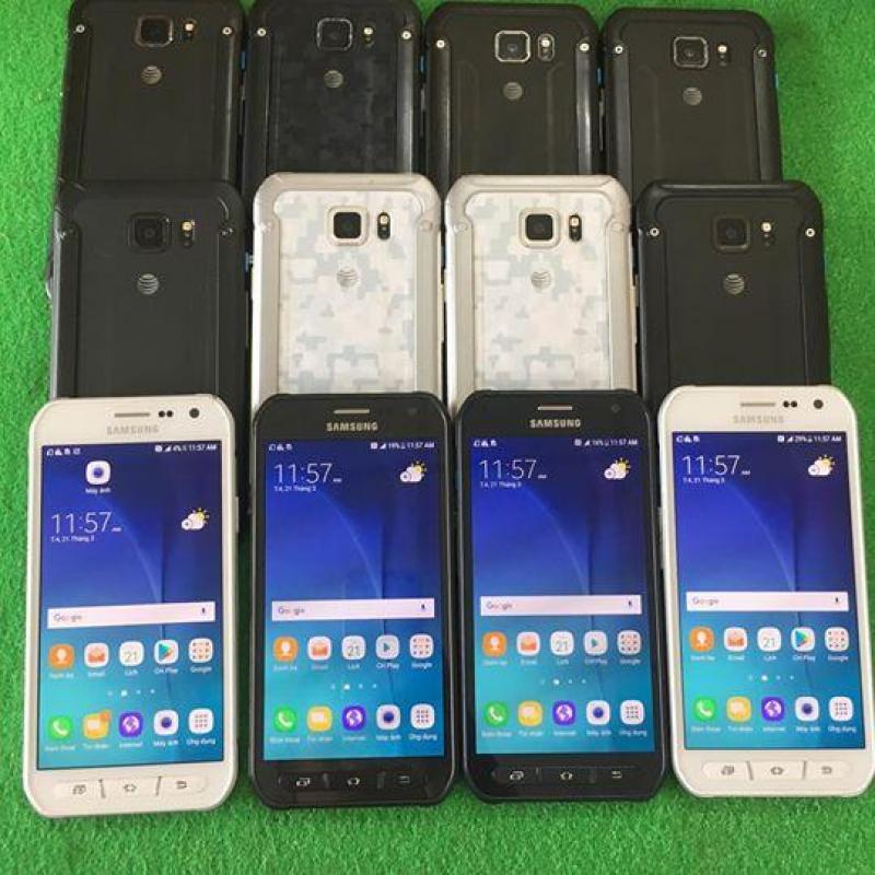 Samsung S6 active ram 3G bộ nhớ 32G kèm quà tết