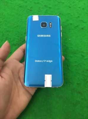 Samsung S7 edge xách tay ngoai jhinhf đẹp HCM