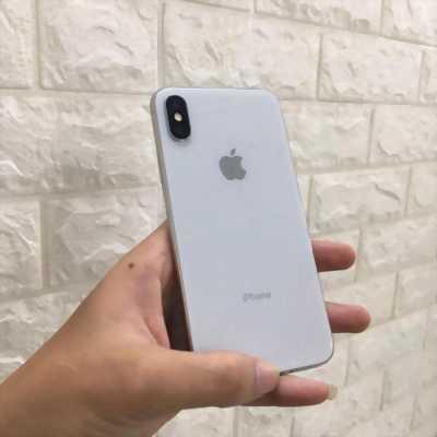 Iphone X trắng zin áp đẹp
