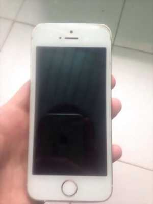 iphone 5 quốc tế 16G lên vỏ 5s gold