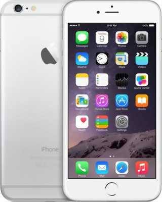 Cần bán iPhone 6 plus gray 16g quốc tế.