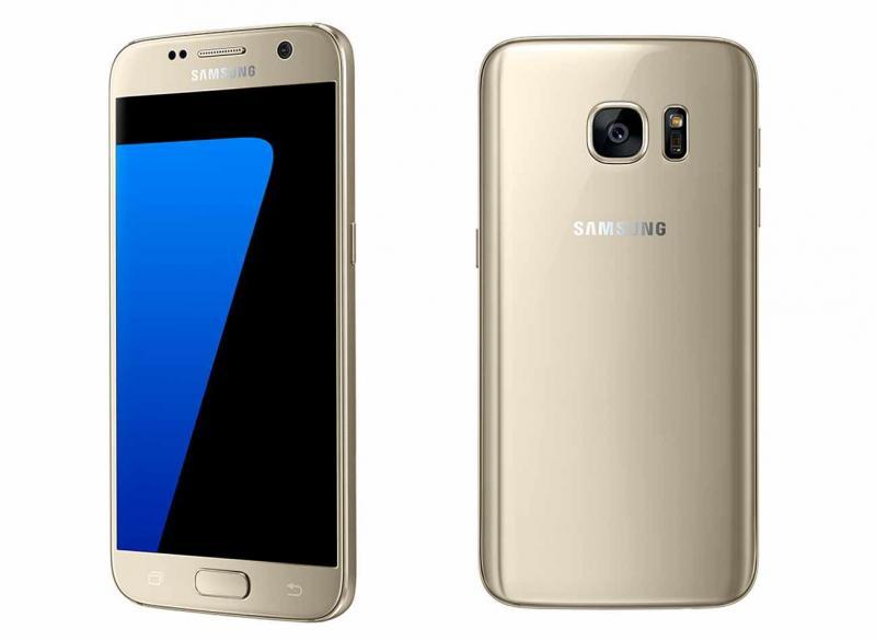 Bán nhanh điện thoại Samsung S7 G930S Titan, phiên bản quốc tế