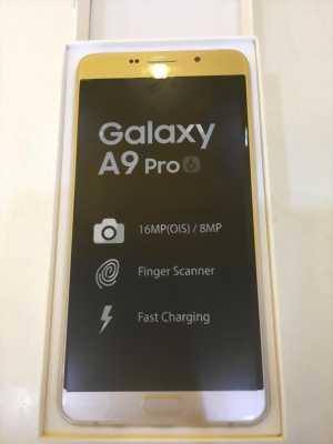 Cần ra nhanh con Samsung Galaxy A9 Pro new 99%
