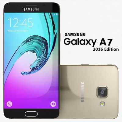 Nhượng lại điện thoại Samsung A7 mới mua 1 tháng