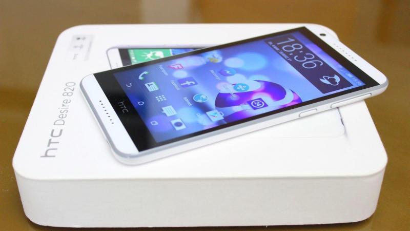 Cùng Chú Gióng tìm hiểu HTC Desire 820 giá bao nhiêu