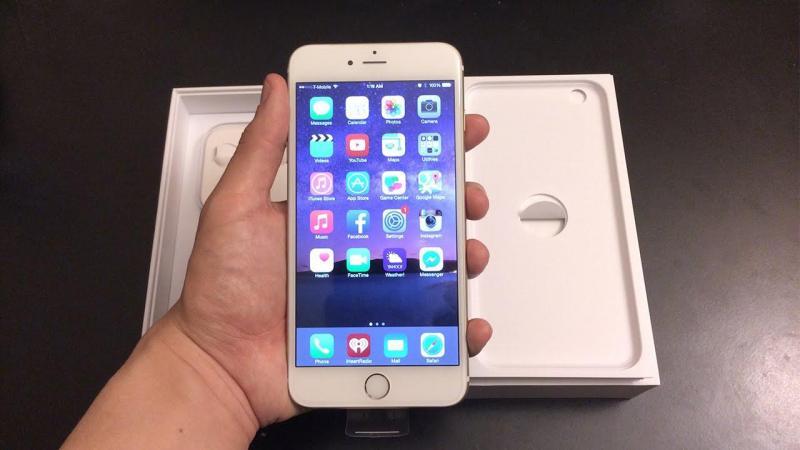iPhone 6 plus 64gb giá bao nhiêu?