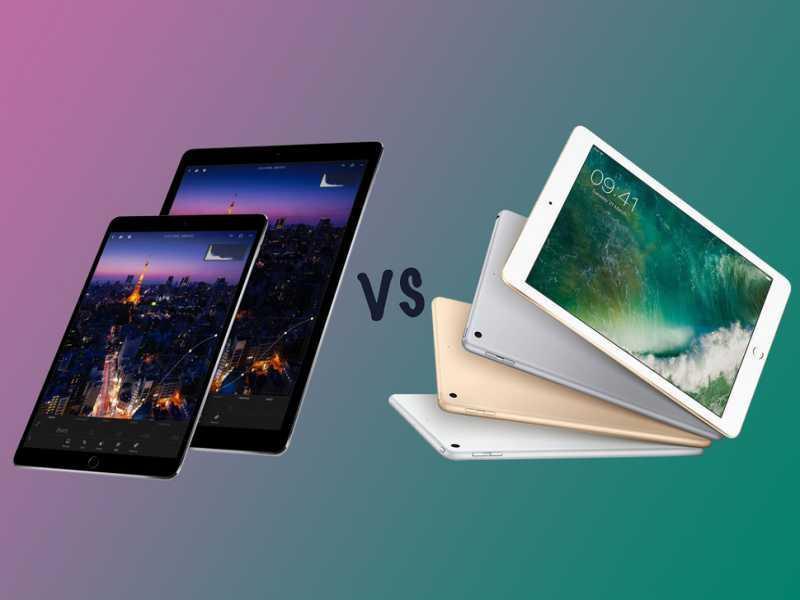 Apple làm mới các dòng sản phẩm iPad Pro: A10X Fusion SoC dành cho các mẫu 10,5 inch và 12,9 inch