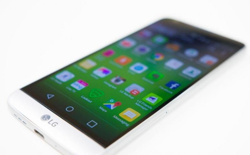 Đánh giá tuổi thọ pin của LG G5