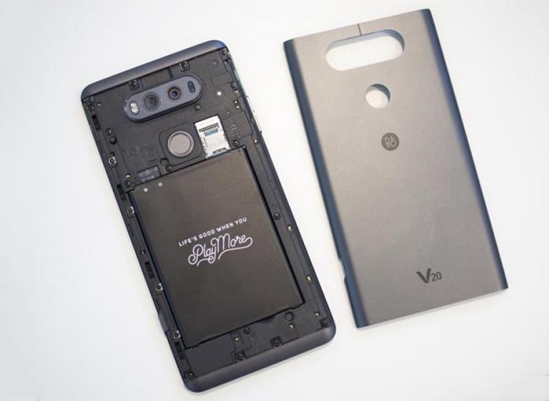 LG V20 chip 820,ram 4g,lcd 2K,camera kep,vân nhạy