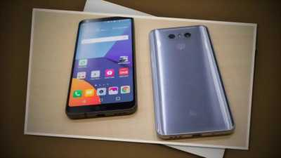 LG G6 Đen 32 GB ép kinh zin toàn bộ đep 98%