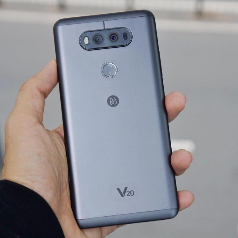 LG V20 korea Đen 4/64 GB leng keng giá tốt