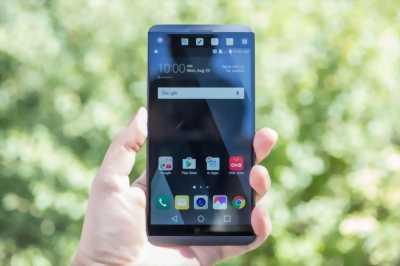 LG V10 32 GB Xanh dương