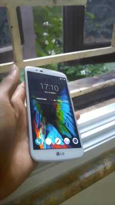 Điện thoại LG k10 trắng