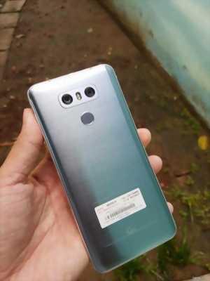 LG G6 4G Màu xanh Ngọc Quốc Tế