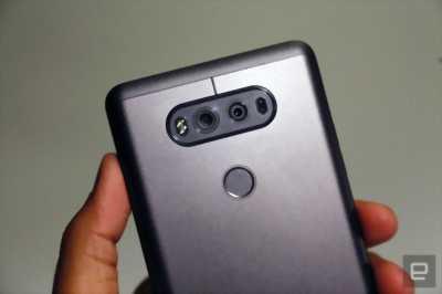 LG G5 Xám ram4/ 32 GB vân tay sạc nhanb ở Đà Nẵng