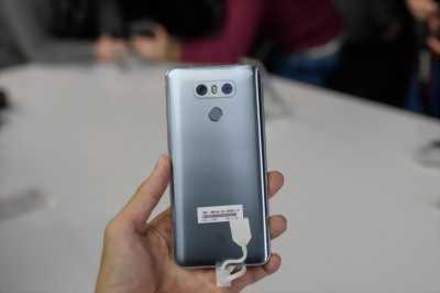 Điện thoại LG G6 màu Titan
