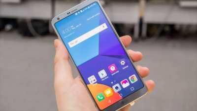 Bán LG G6 máy mới nguyên zin 99% RAM 4GB huyện phú giáo