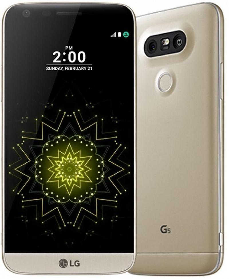 LG G5 32GB vàng Ram 4Gb Zin 100% Đẹp 99%
