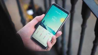 LG G6 32 GB Vàng Đồng 99% ZIN ALL