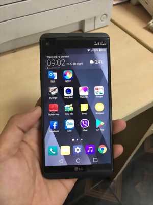LG V20 64 GB đen