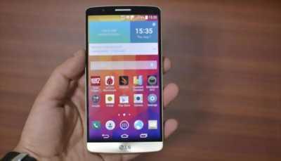 Bán LG G3 (F400)