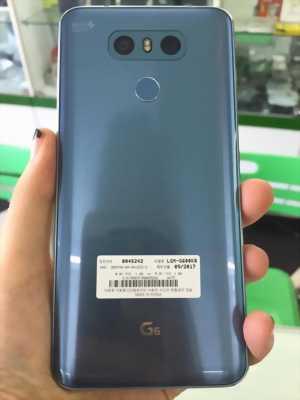LG G6 đẹp 99%