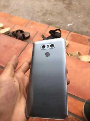 LG G6 quốc tế Xanh 99%