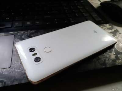 LG G6 64Gb Trắng huyện vĩnh bảo