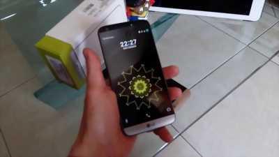 LG G5 Bạc hyện xuân lộc