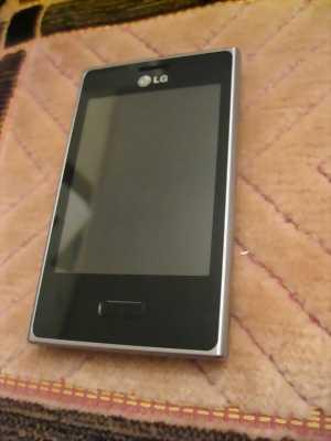 LG E400 chống cháy hyện xuân lộc