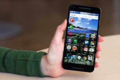 LG nexus 5x android 8.0 huyện xuân lộc