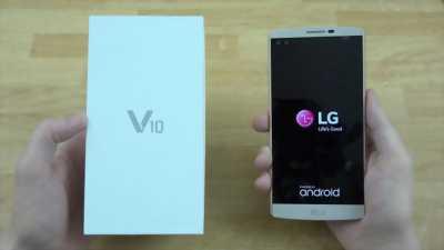 LG v10 bản hàn ram 4g rom 64g như 5.7inh .