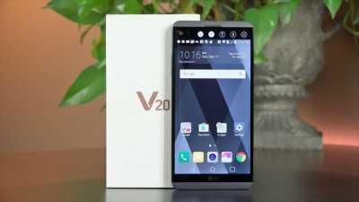 LG V20 Đen