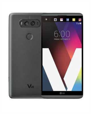 Bán máy LG V30+ 1 Sim , Ram4G/128GB Đen mới 99%