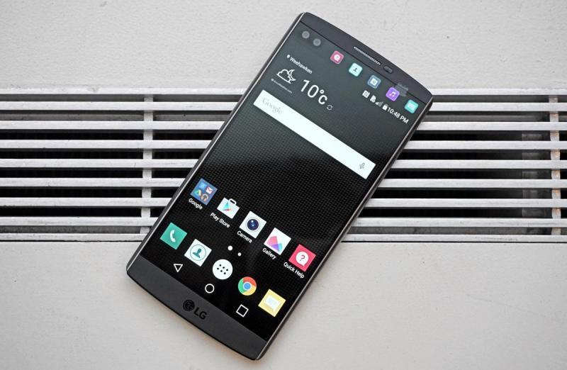 Đăng bán máy LG V10 Trắng Ram4G/64GB màn hình to