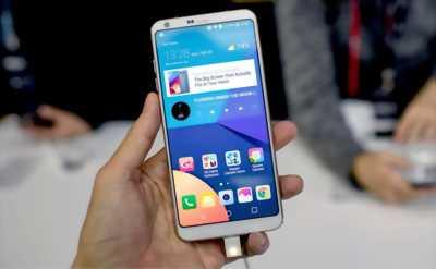LG G6 Mỹ, 99% mới mua 1 tuần, còn bảo hành 6 tháng