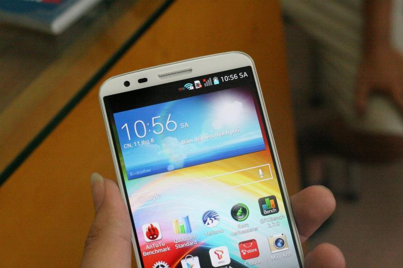 Điện thoại Lg Vu2 ram 2G bộ nhớ 32g ở Hà Nội
