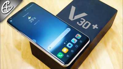 LG V30 plus 128G- Jet black👌Đẹp hoàn mỹ👌