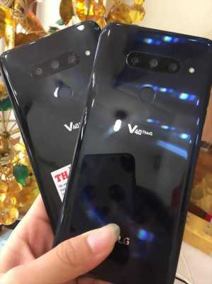 Bán LG V40 ThinQ 64GB Like new Mới 99%