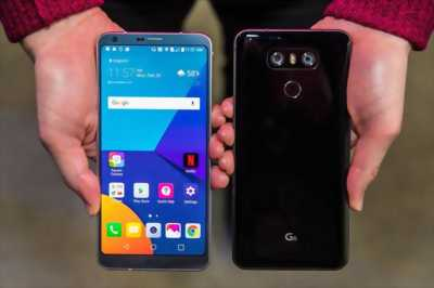 LG G6 H873 4G Black Quốc Tế
