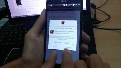 LG GX ram 2gb giá linh kiện
