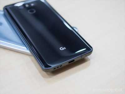 LG G6 Đen bóng - Jet black 64 GB