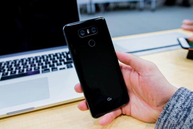 LG G6 4/64 GB xanh chụp xoá phông đẹp như mới zin