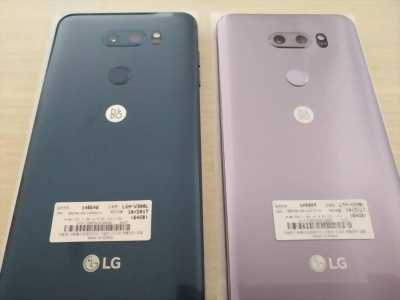LG V30 64 GB xanh dương