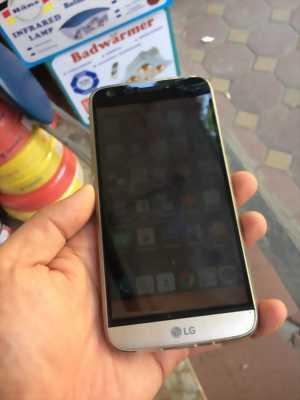 Bán LG G5 Màu vàng gold