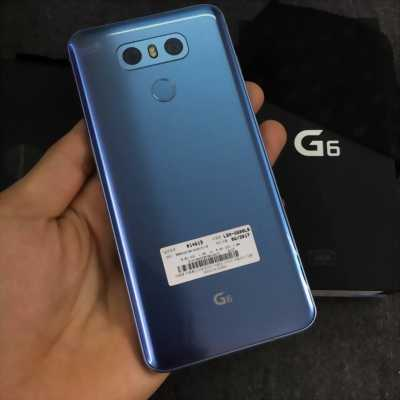 LG G6 xanh dương ,mới 100% , chưa qua sử dụng