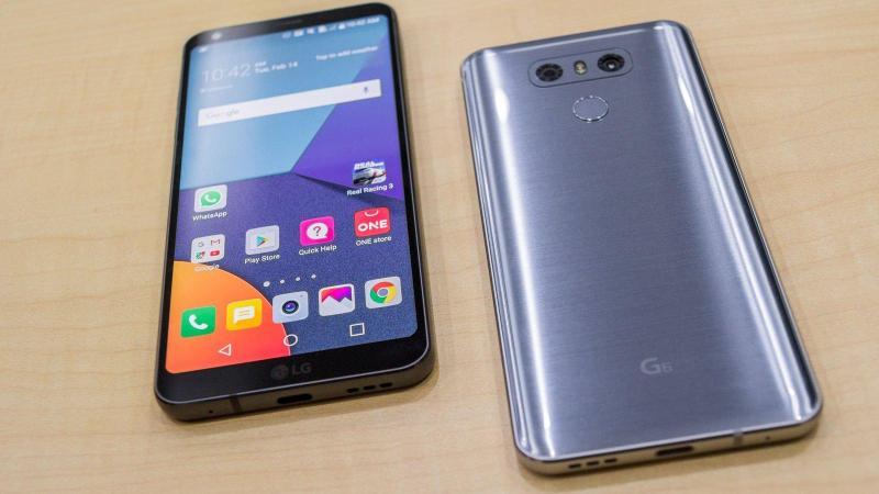 Siêu phẩm LG G6