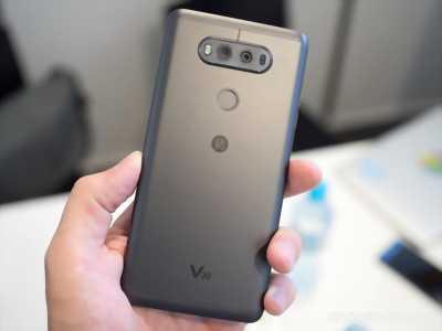LG V20 đen quảng nam