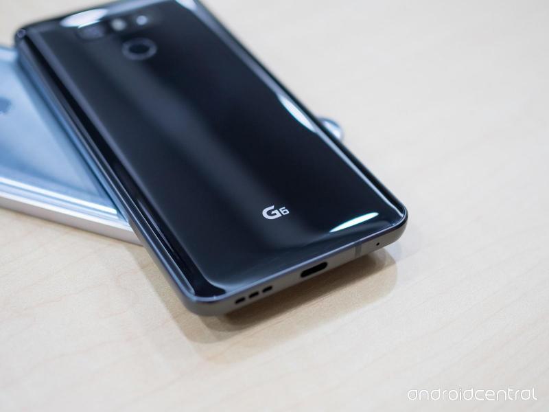 LG G6 Quốc Tế màu platinum zin đẹp